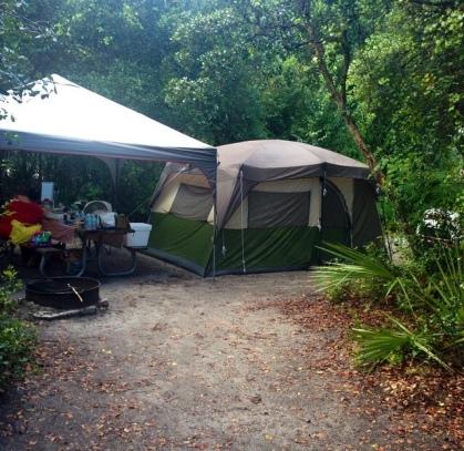 Blue Spring Campground